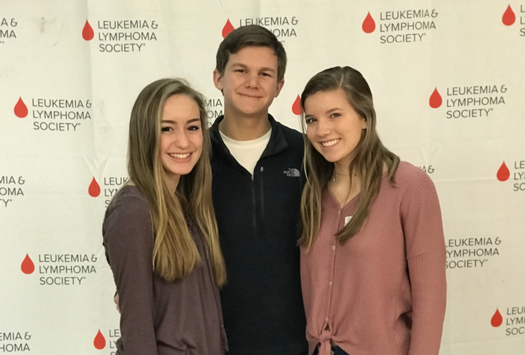 Golead Class Supports Leukemia & Lymphoma Society