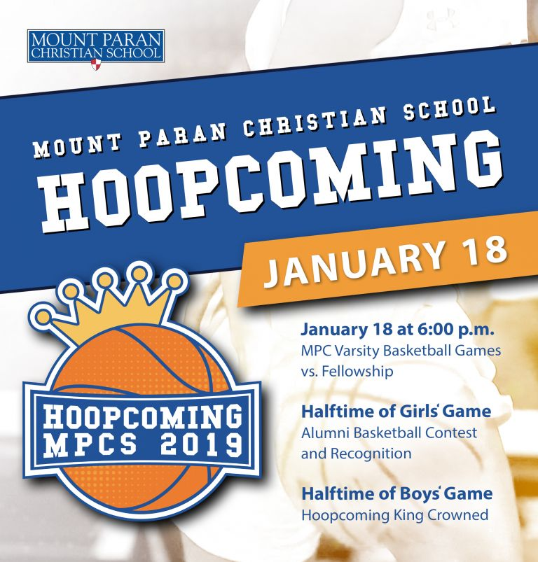 HOOPCOMING - January 18