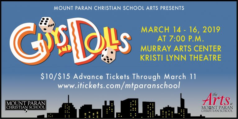 Tickets On Sale for Musical