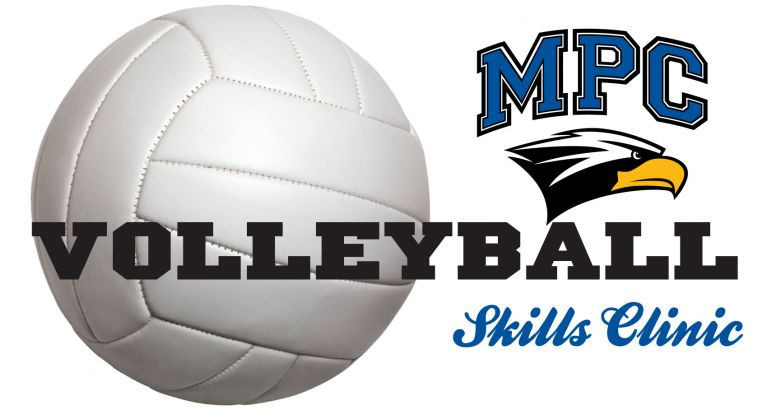 Volleyball Spring Skills Clinics