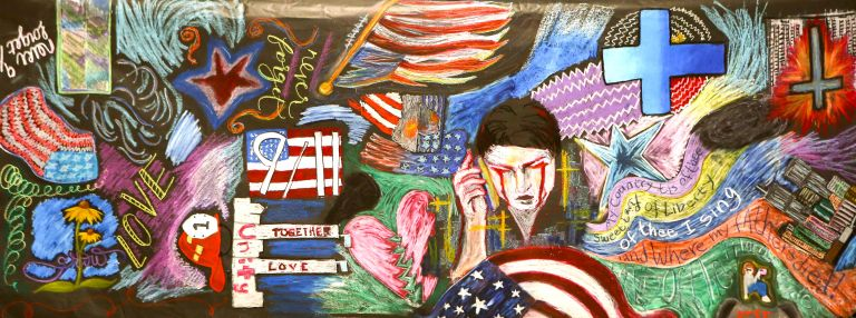 Quilt of a Country Mural by MPCS High School
