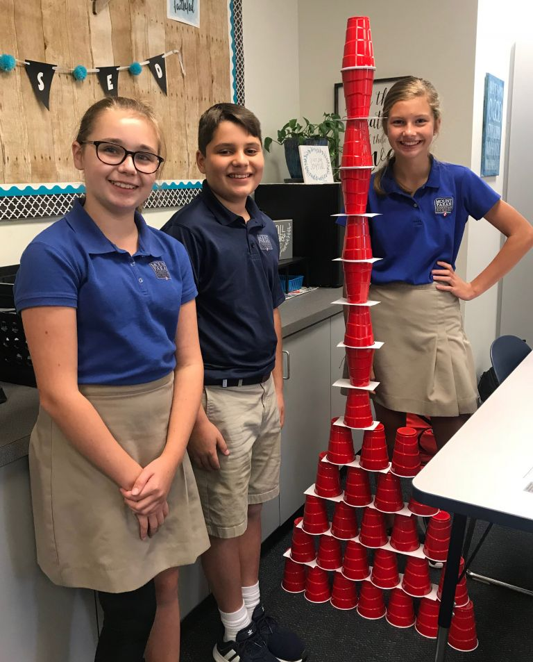 Middle School Building Project