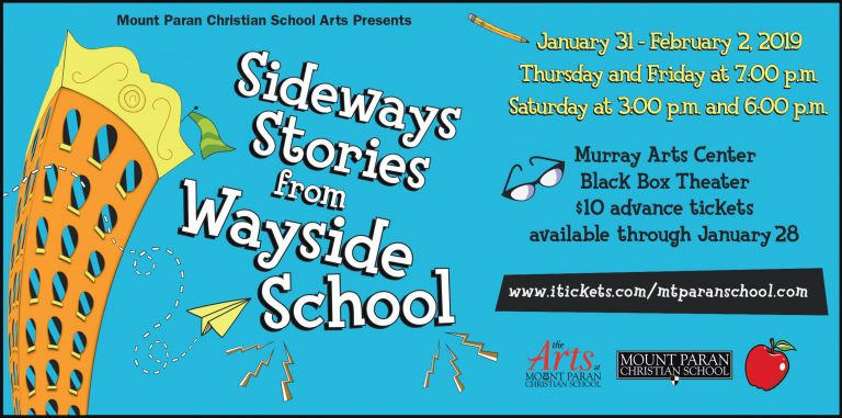 "Get Tickets to ""Sideways Stories"""