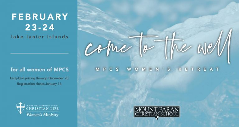 2019 MPCS Women's Retreat