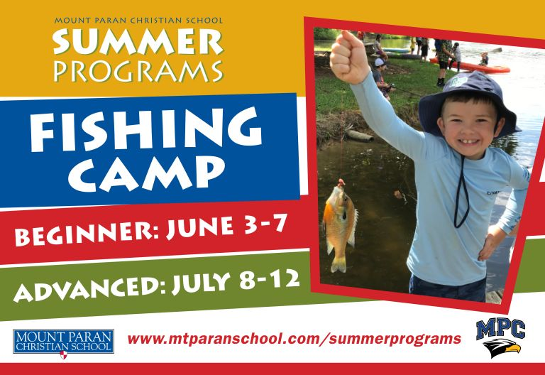 Summer Program of the Week: Fishing