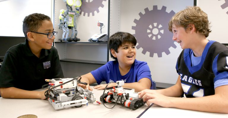 middle school robotics STEAM