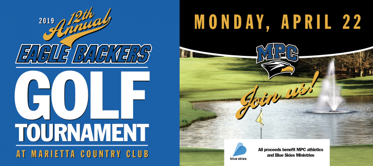 Eagle Backers Golf Tournament - April 22