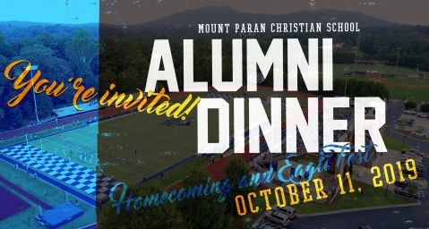 2019 Homecoming Alumni Dinner