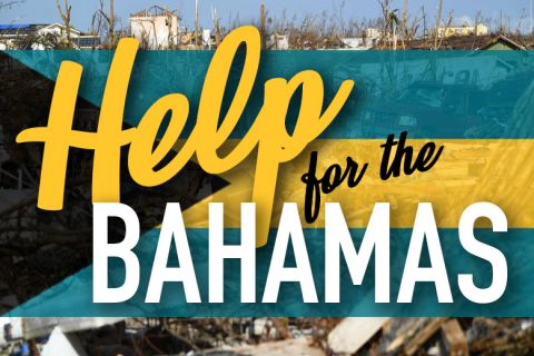 Help for the Bahamas