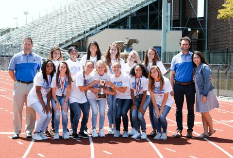 Girls Track State Champions and Finals Results