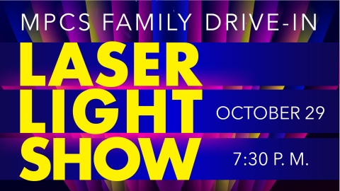 PTF Drive-In Laser Light Show