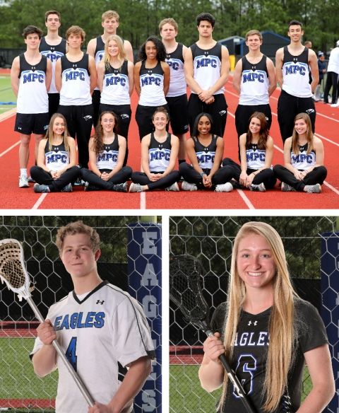 Spring Athletes Tribute: MPC Track and LAX