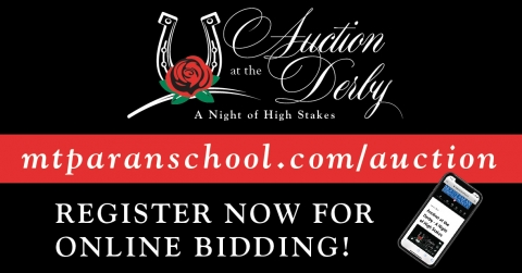 Auction at the Derby - Online Event