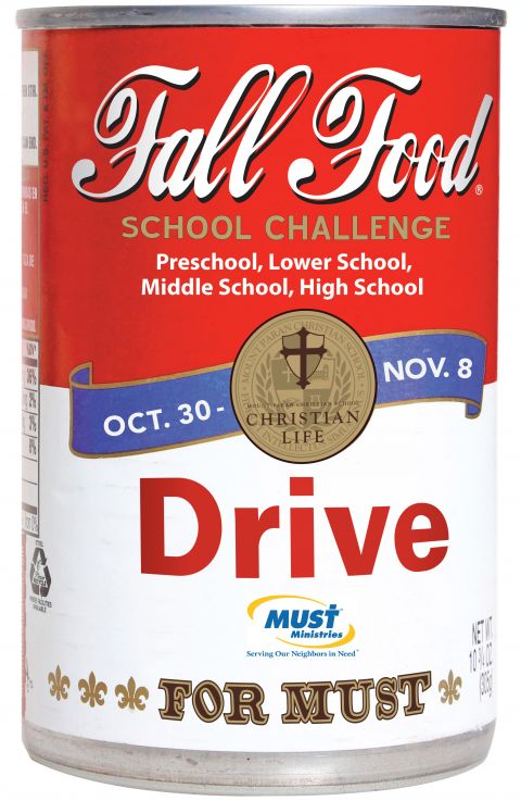 Fall Food Drive for MUST