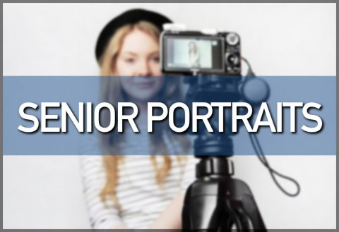 Senior Portraits and Yearbook Dedications