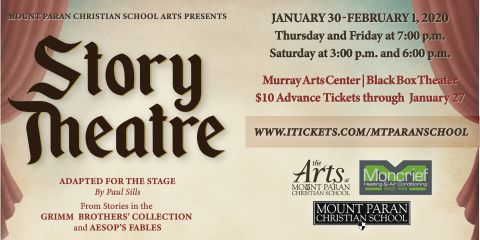 Story Theatre Tickets on Sale