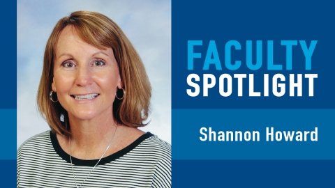 Faculty Spotlight: Mrs. Shannon Howard