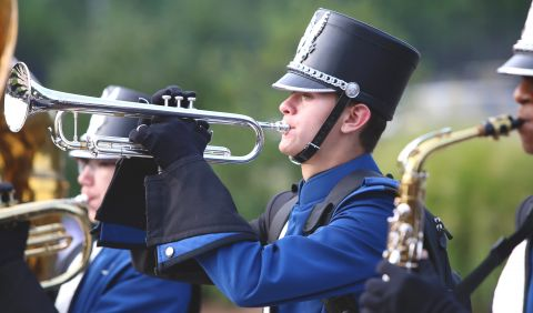 MPC Marching Band Opportunities