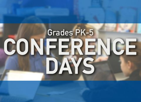 PK-5 Spring Conference Days
