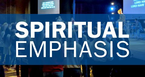 Middle School Fall Spiritual Emphasis Day 2019