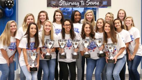 MPC Cheer wins 7th Consecutive State Championship