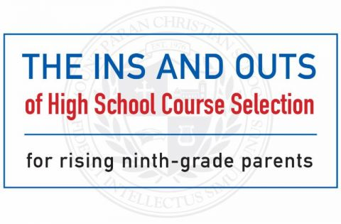 Informational Meeting for 8th Grade Parents