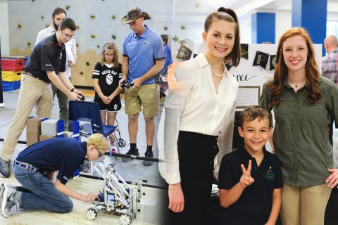 STEM Expo Experience