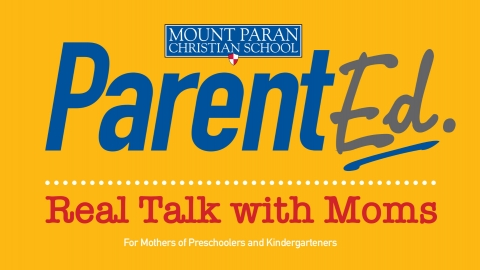 ParentEd.: Real Talk with Moms