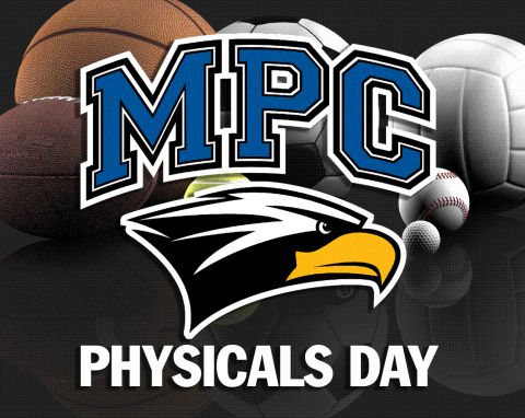 Sports Physicals Day - May 8