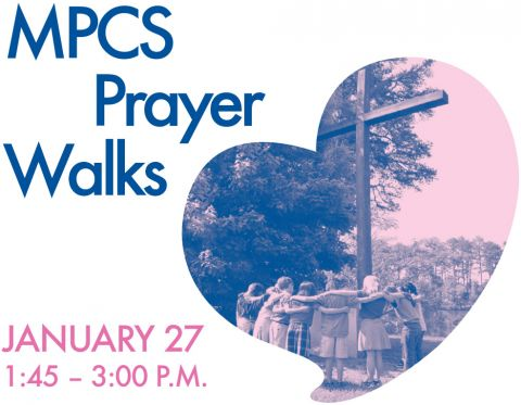 MPCS Prayer Walks