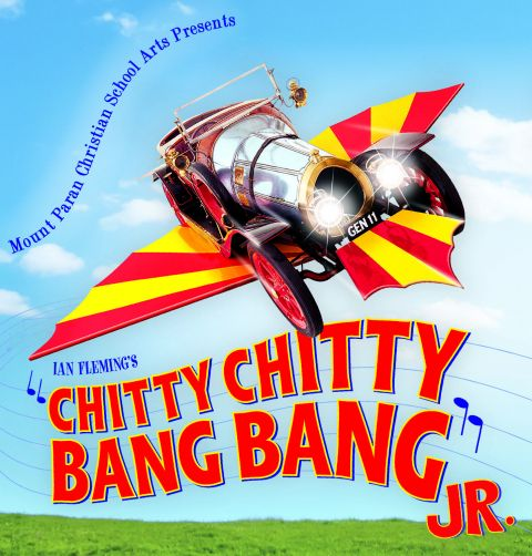 Chitty Chitty Bang Bang Jr. Tickets Now on Sale