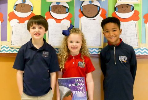 Children for African-American History Month