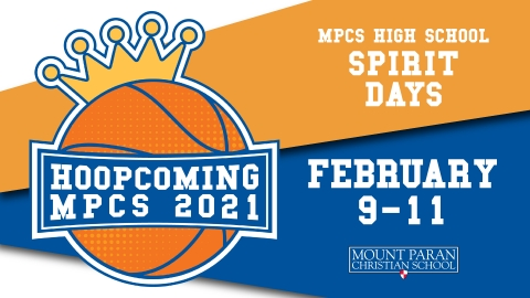 Hoopcoming Court and Spirit Days 2021