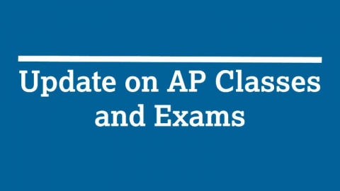 AP Exam Updates