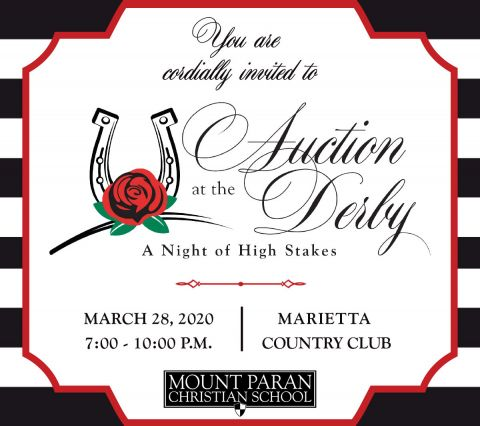Auction at the Derby - A Night of High Stakes