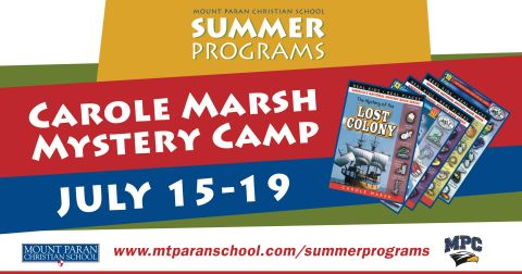 Summer Program of the Week: Carole Marsh Mystery Book Camp