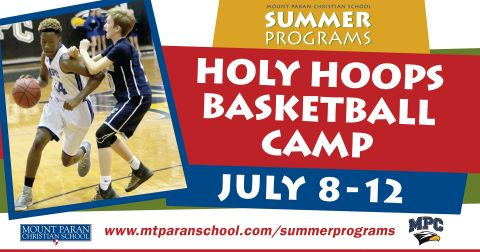 Summer Program of the Week: Holy Hoops Basketball Camp